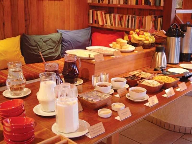 Restaurant Suizandina Lodge
